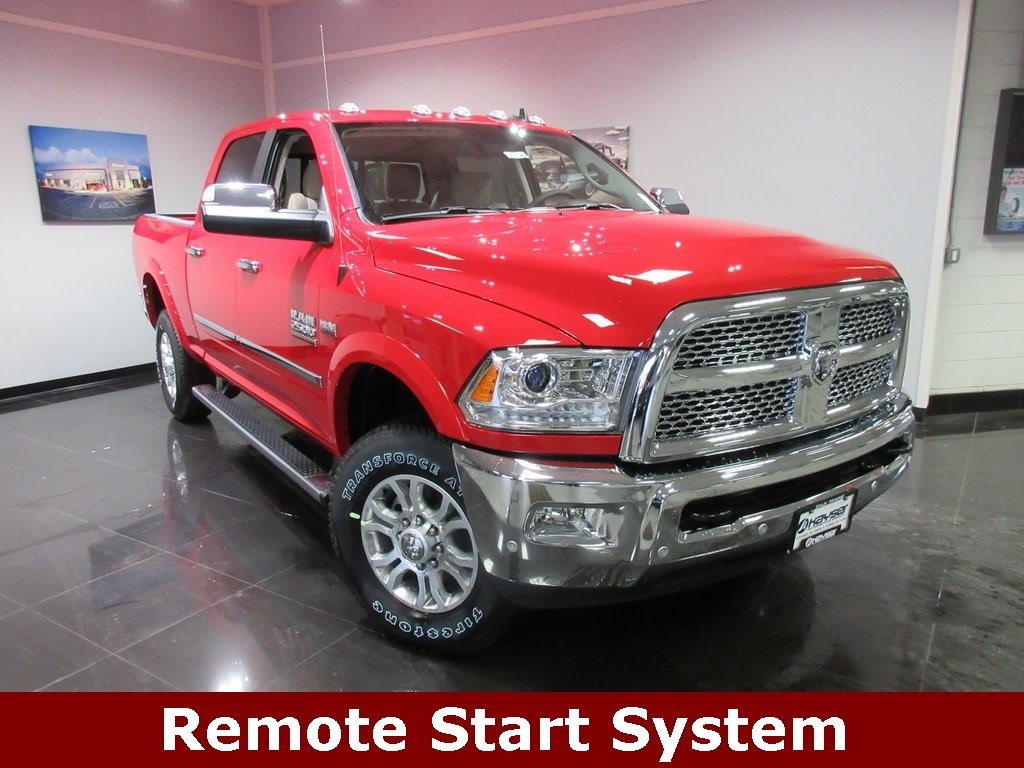 2018 Ram 2500 Crew Cab 4x4,  Pickup #J8106 - photo 3