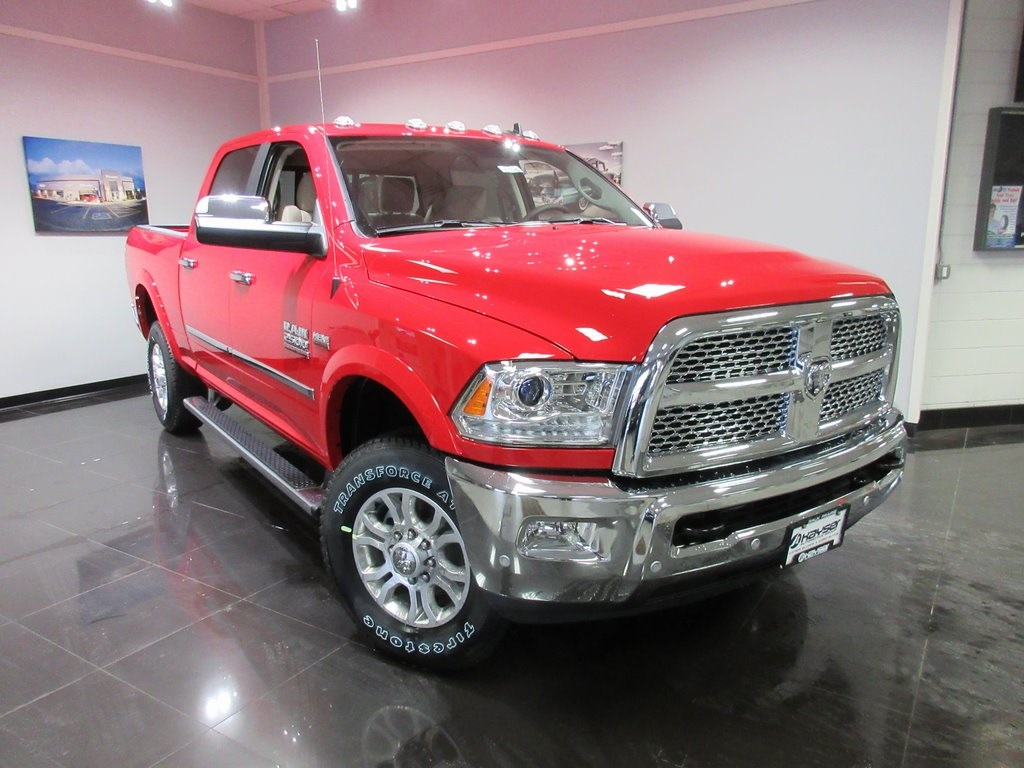 2018 Ram 2500 Crew Cab 4x4,  Pickup #J8106 - photo 56