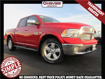 2018 Ram 1500 Crew Cab 4x4, Pickup #J8118 - photo 1