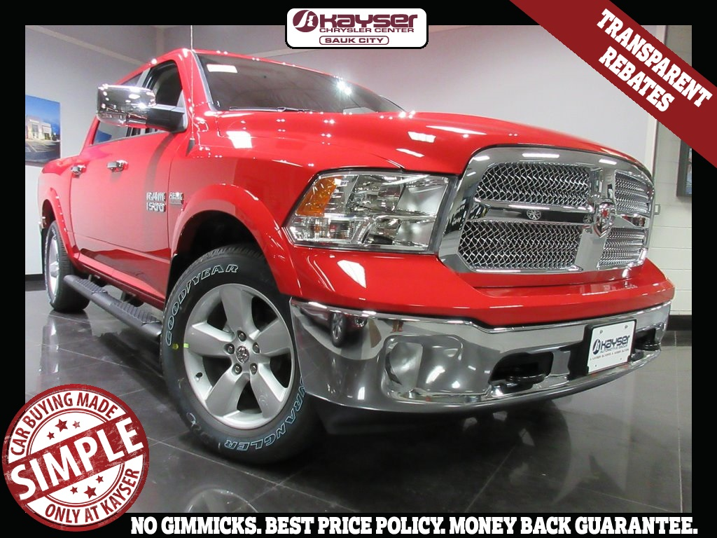 2018 Ram 1500 Crew Cab 4x4,  Pickup #J8132 - photo 1