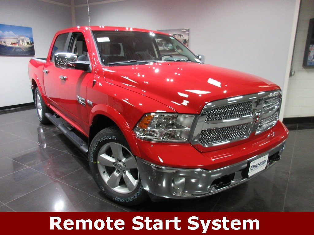 2018 Ram 1500 Crew Cab 4x4,  Pickup #J8132 - photo 3