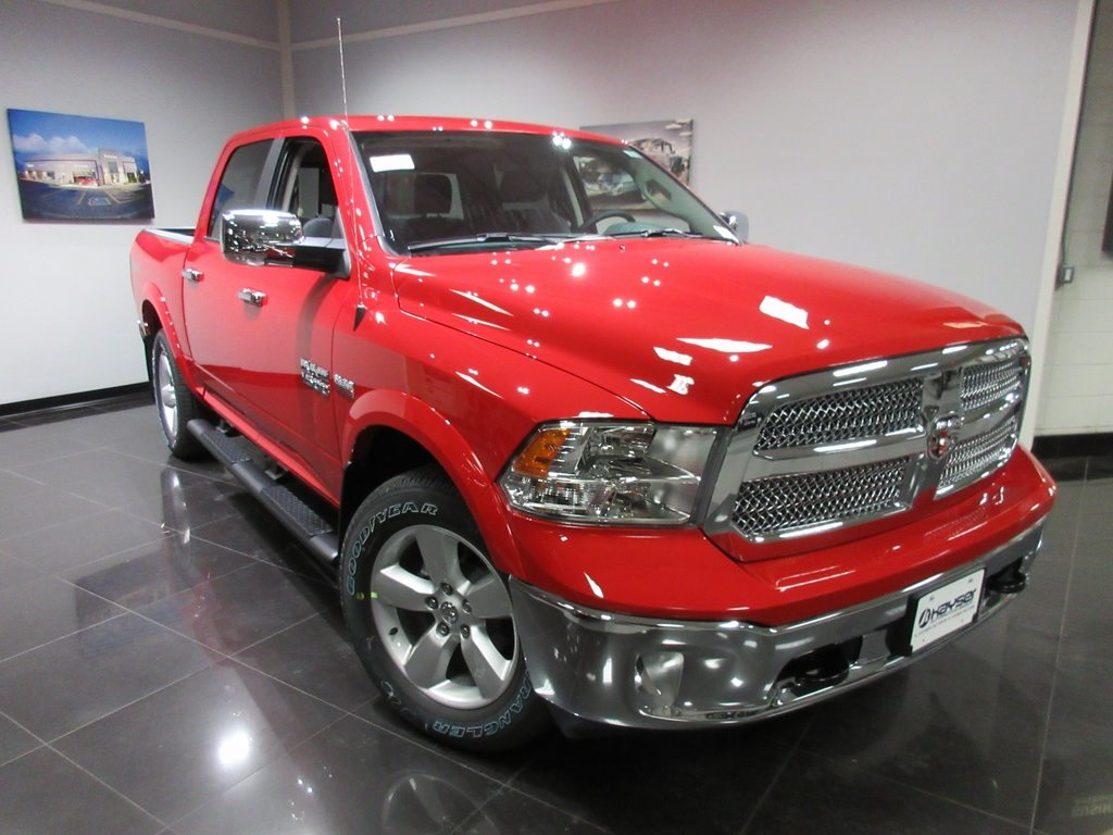 2018 Ram 1500 Crew Cab 4x4,  Pickup #J8132 - photo 52