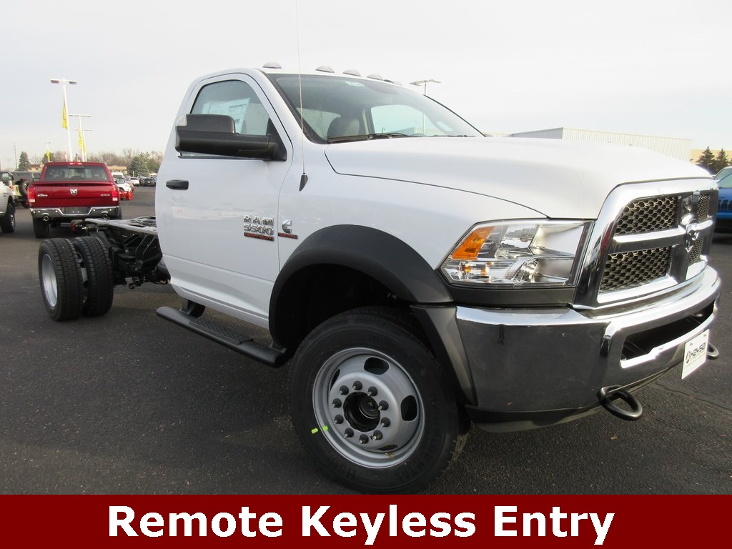 2018 Ram 5500 Regular Cab DRW 4x4, Cab Chassis #J8140 - photo 3