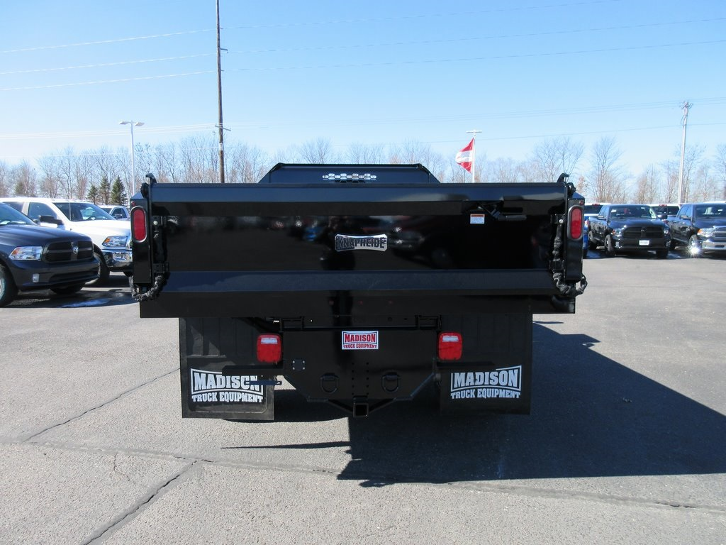 2018 Ram 5500 Regular Cab DRW 4x4, Dump Body #J8140 - photo 9