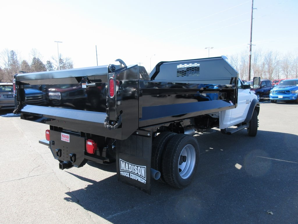 2018 Ram 5500 Regular Cab DRW 4x4, Dump Body #J8140 - photo 2