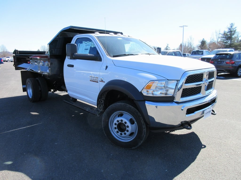 2018 Ram 5500 Regular Cab DRW 4x4, Dump Body #J8140 - photo 59
