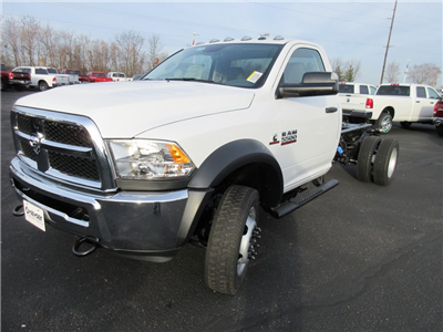 2018 Ram 5500 Regular Cab DRW 4x4, Cab Chassis #J8140 - photo 5