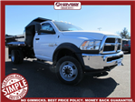 2018 Ram 5500 Regular Cab DRW 4x4, Dump Body #J8140 - photo 1