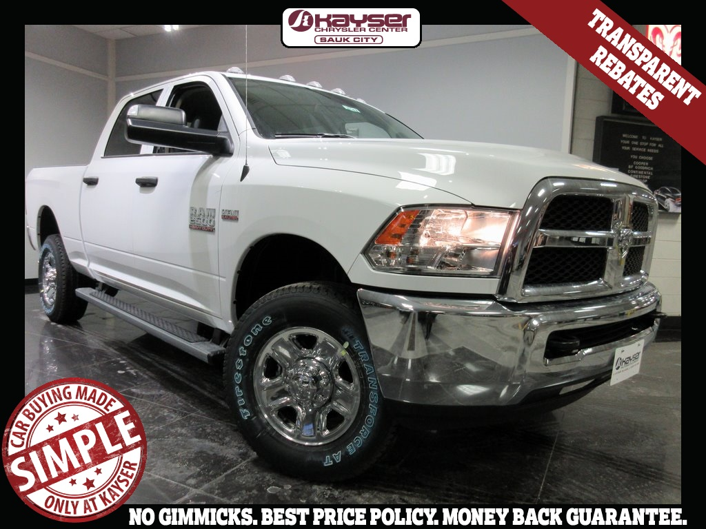 2018 Ram 2500 Crew Cab 4x4, Pickup #J8147 - photo 1