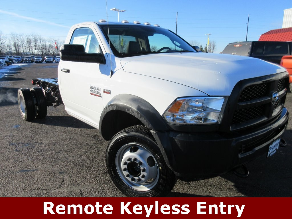2018 Ram 4500 Regular Cab DRW, Cab Chassis #J8153 - photo 1