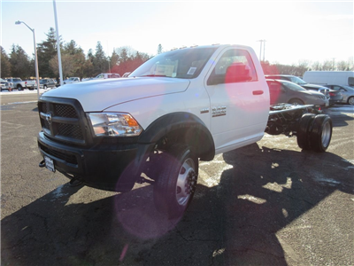 2018 Ram 4500 Regular Cab DRW, Cab Chassis #J8153 - photo 4