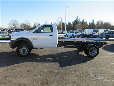 2018 Ram 4500 Regular Cab DRW, Cab Chassis #J8153 - photo 5