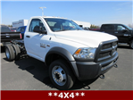 2018 Ram 5500 Regular Cab DRW 4x4, Cab Chassis #J8158 - photo 3