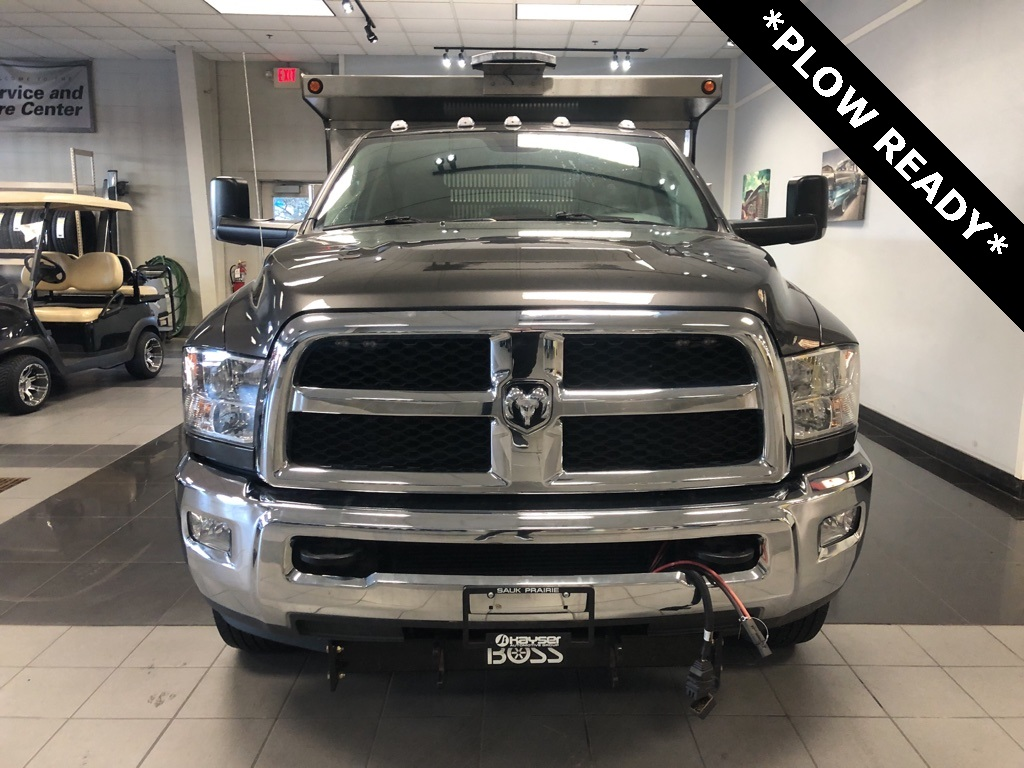 2018 Ram 3500 Regular Cab DRW 4x4, Cab Chassis #J8164 - photo 3