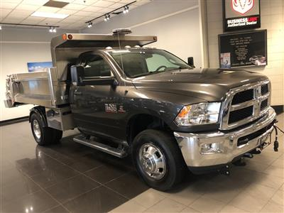 2018 Ram 3500 Regular Cab DRW 4x4, Cab Chassis #J8164 - photo 26