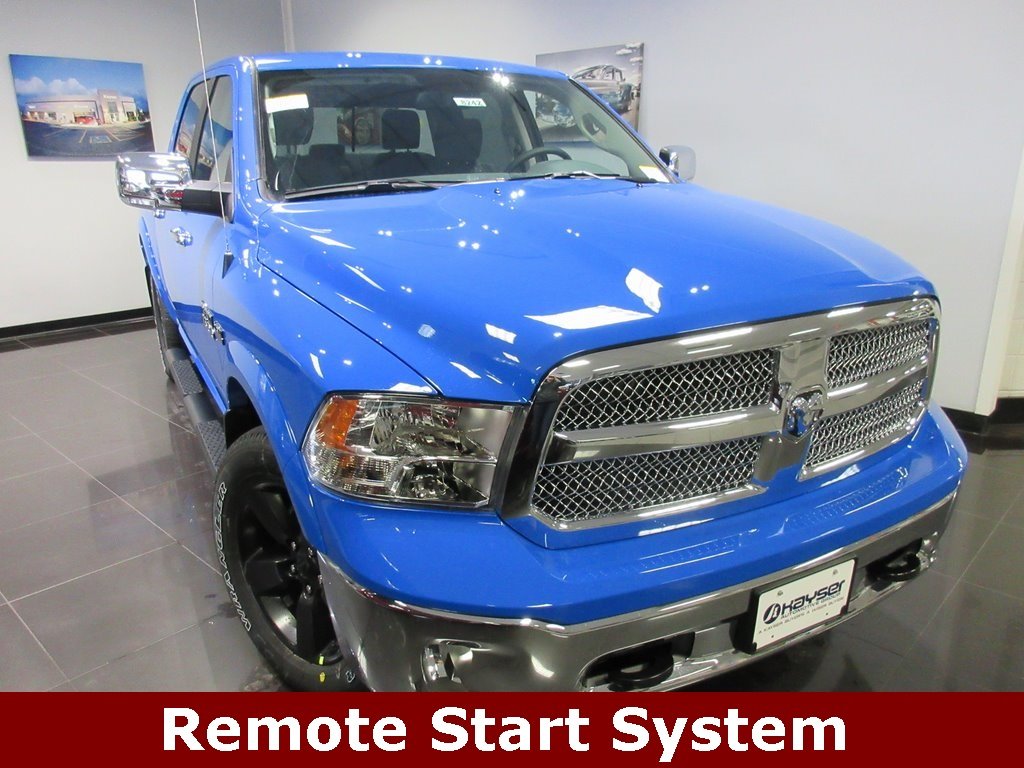 2018 Ram 1500 Crew Cab 4x4,  Pickup #J8242 - photo 3