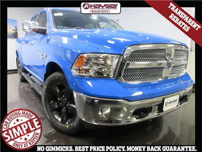 2018 Ram 1500 Crew Cab 4x4,  Pickup #J8242 - photo 1