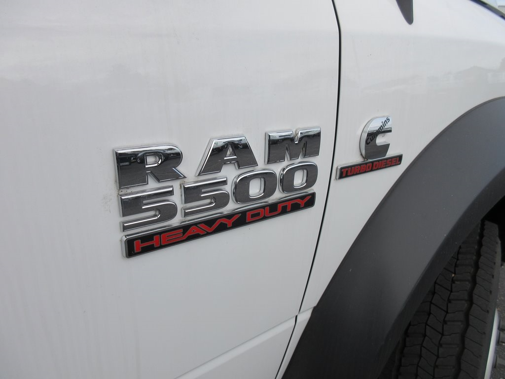 2018 Ram 5500 Regular Cab DRW 4x4,  Cab Chassis #J8275 - photo 27