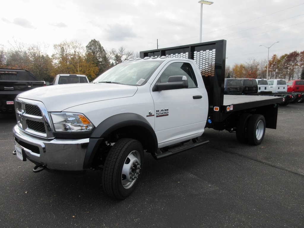 2018 Ram 5500 Regular Cab DRW 4x4,  Cab Chassis #J8275 - photo 5