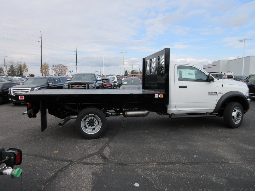 2018 Ram 5500 Regular Cab DRW 4x4,  Cab Chassis #J8275 - photo 8