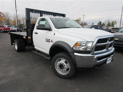 2018 Ram 5500 Regular Cab DRW 4x4,  Cab Chassis #J8275 - photo 3