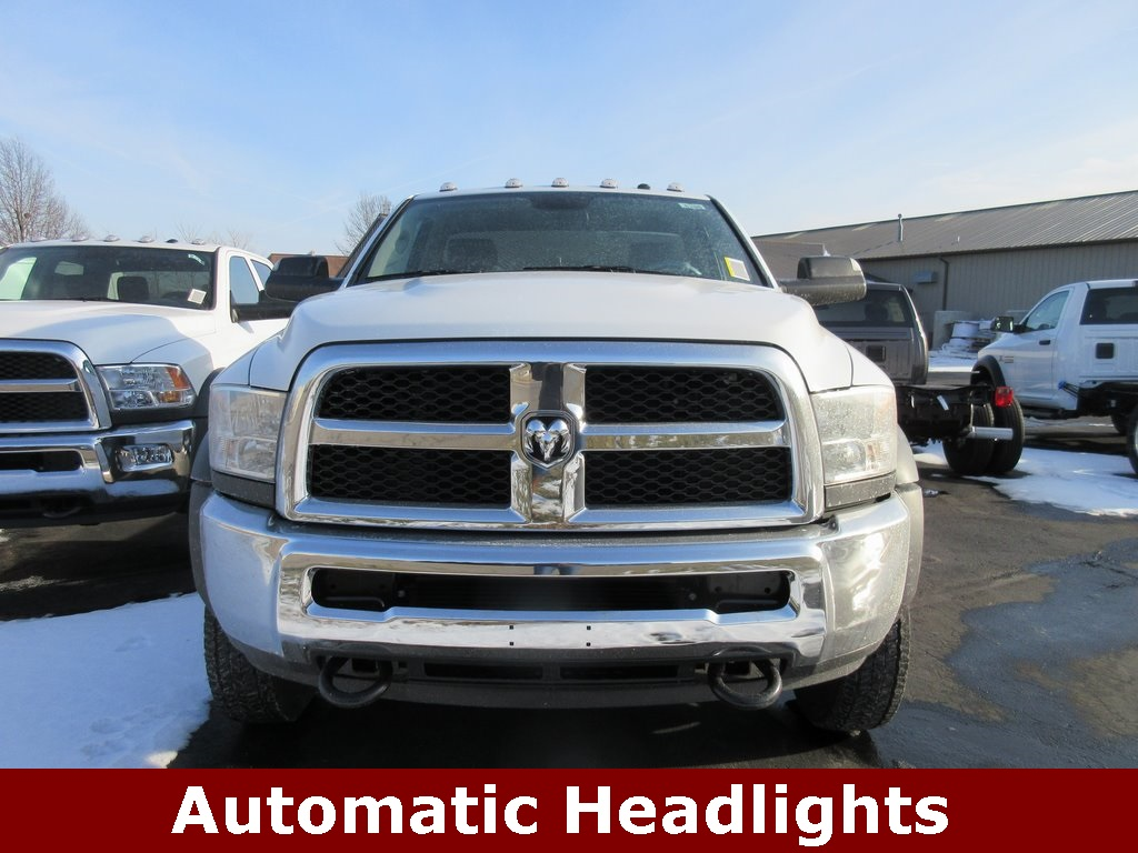 2018 Ram 4500 Regular Cab DRW 4x4, Cab Chassis #J8296 - photo 4