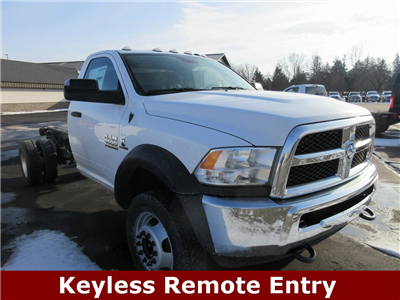 2018 Ram 4500 Regular Cab DRW 4x4, Cab Chassis #J8296 - photo 3