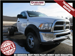 2018 Ram 4500 Regular Cab DRW 4x4, Cab Chassis #J8296 - photo 1