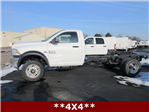 2018 Ram 4500 Regular Cab DRW 4x4, Cab Chassis #J8296 - photo 2
