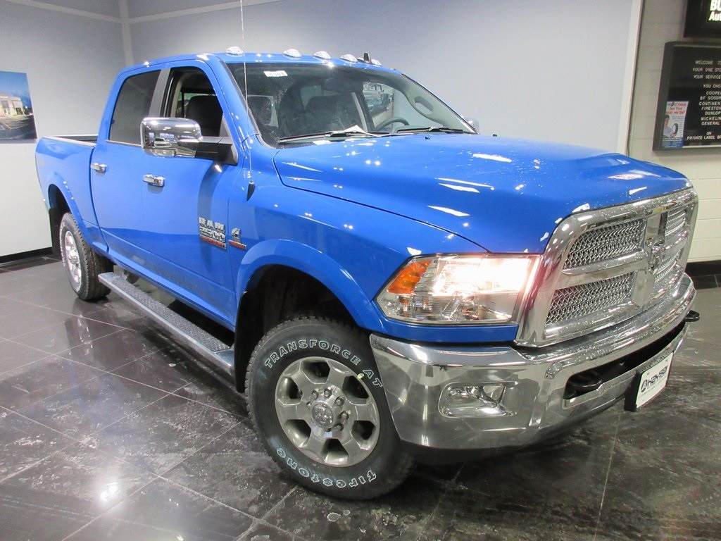 2018 Ram 2500 Crew Cab 4x4,  Pickup #J8301 - photo 59