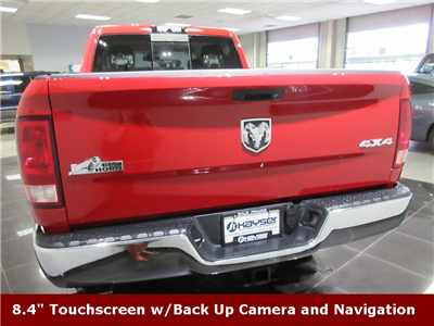 2018 Ram 2500 Crew Cab 4x4, Pickup #J8303 - photo 2
