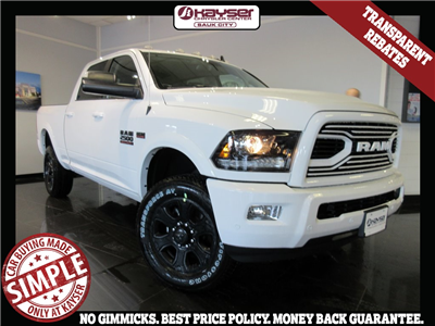 2018 Ram 2500 Crew Cab 4x4, Pickup #J8306 - photo 1