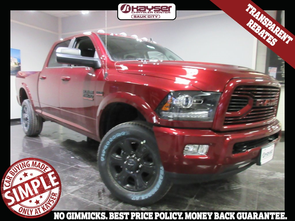 2018 Ram 2500 Crew Cab 4x4,  Pickup #J8339 - photo 1