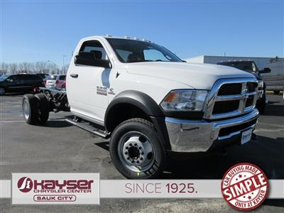 2018 Ram 5500 Regular Cab DRW 4x4, Cab Chassis #J8388 - photo 1