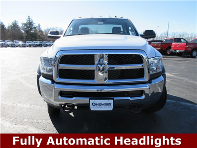 2018 Ram 5500 Regular Cab DRW 4x4, Cab Chassis #J8388 - photo 4