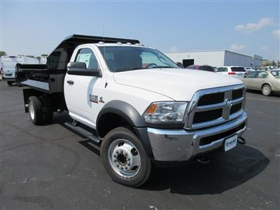 2018 Ram 5500 Regular Cab DRW 4x4,  Knapheide Rigid Side Dump Body #J8389 - photo 1