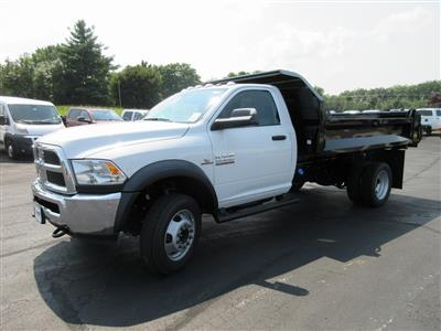 2018 Ram 5500 Regular Cab DRW 4x4,  Cab Chassis #J8389 - photo 4