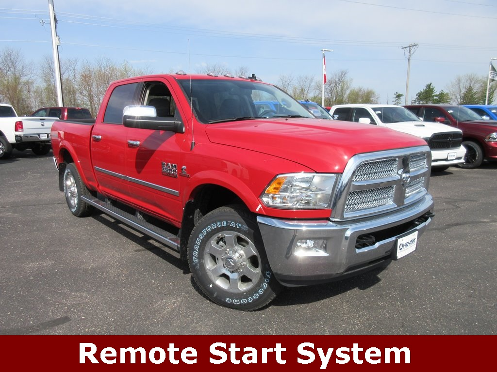 2018 Ram 3500 Crew Cab 4x4,  Pickup #J8453 - photo 3