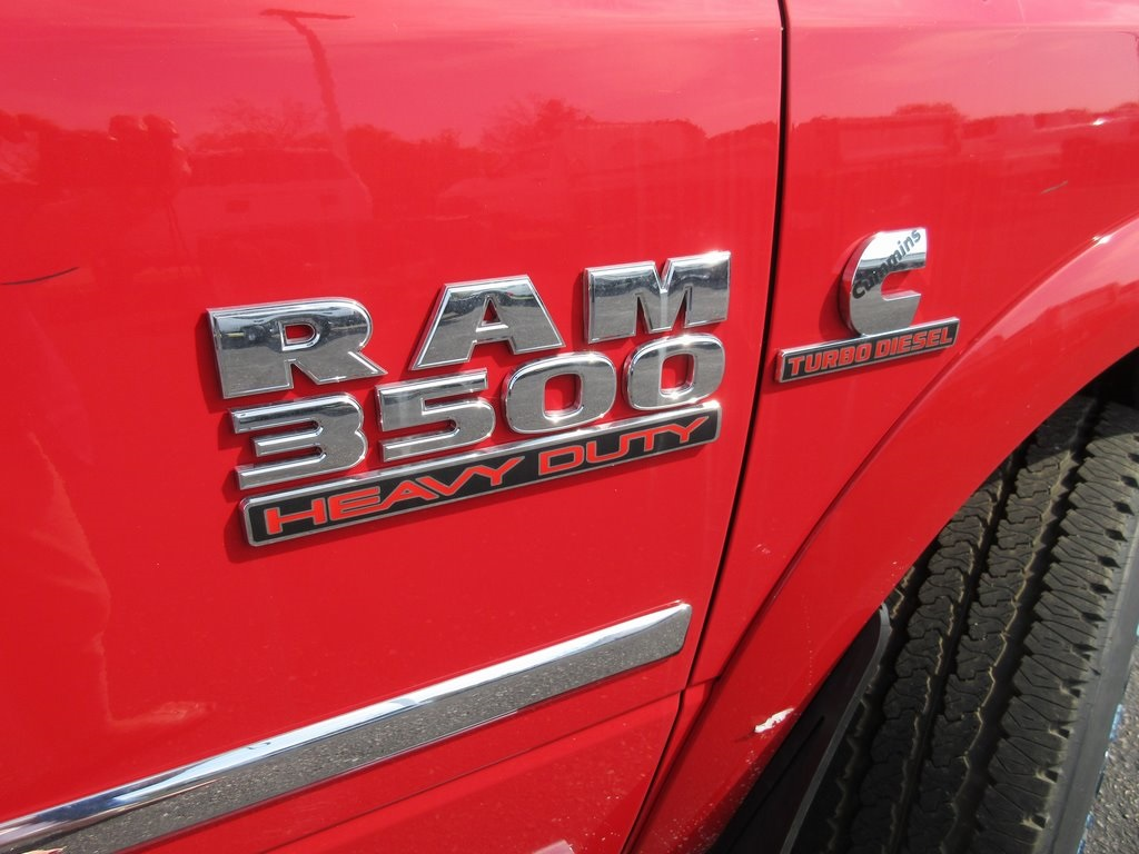 2018 Ram 3500 Crew Cab 4x4,  Pickup #J8453 - photo 42