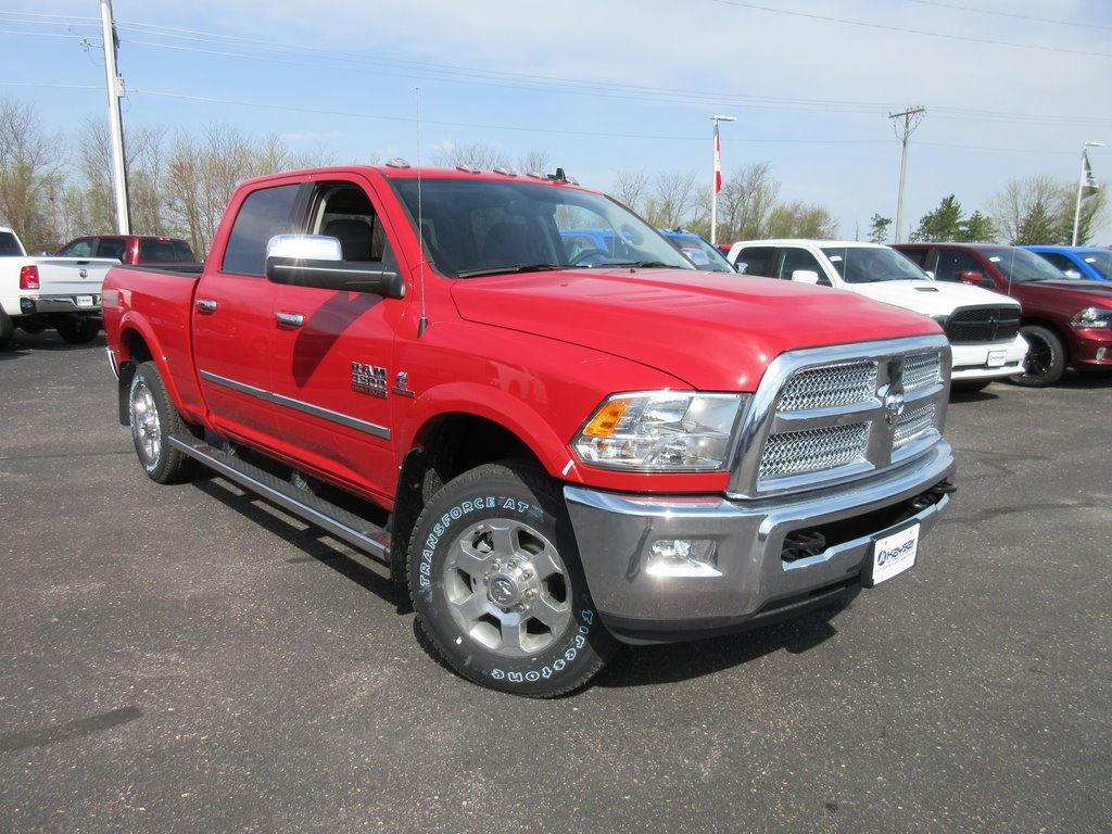 2018 Ram 3500 Crew Cab 4x4,  Pickup #J8453 - photo 51