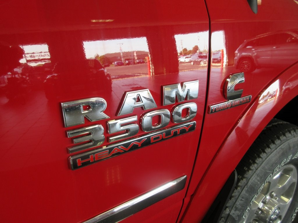 2018 Ram 3500 Crew Cab 4x4,  Pickup #J8460 - photo 44