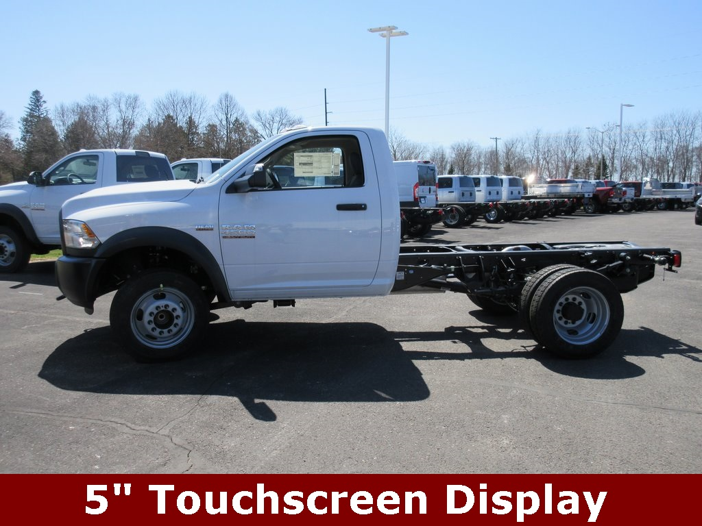 2018 Ram 4500 Regular Cab DRW, Cab Chassis #J8497 - photo 5