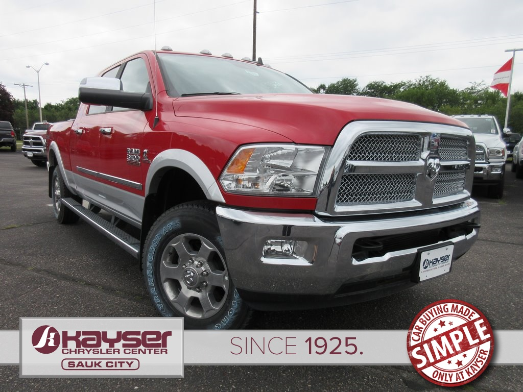 2018 Ram 3500 Mega Cab 4x4,  Pickup #J8500 - photo 1