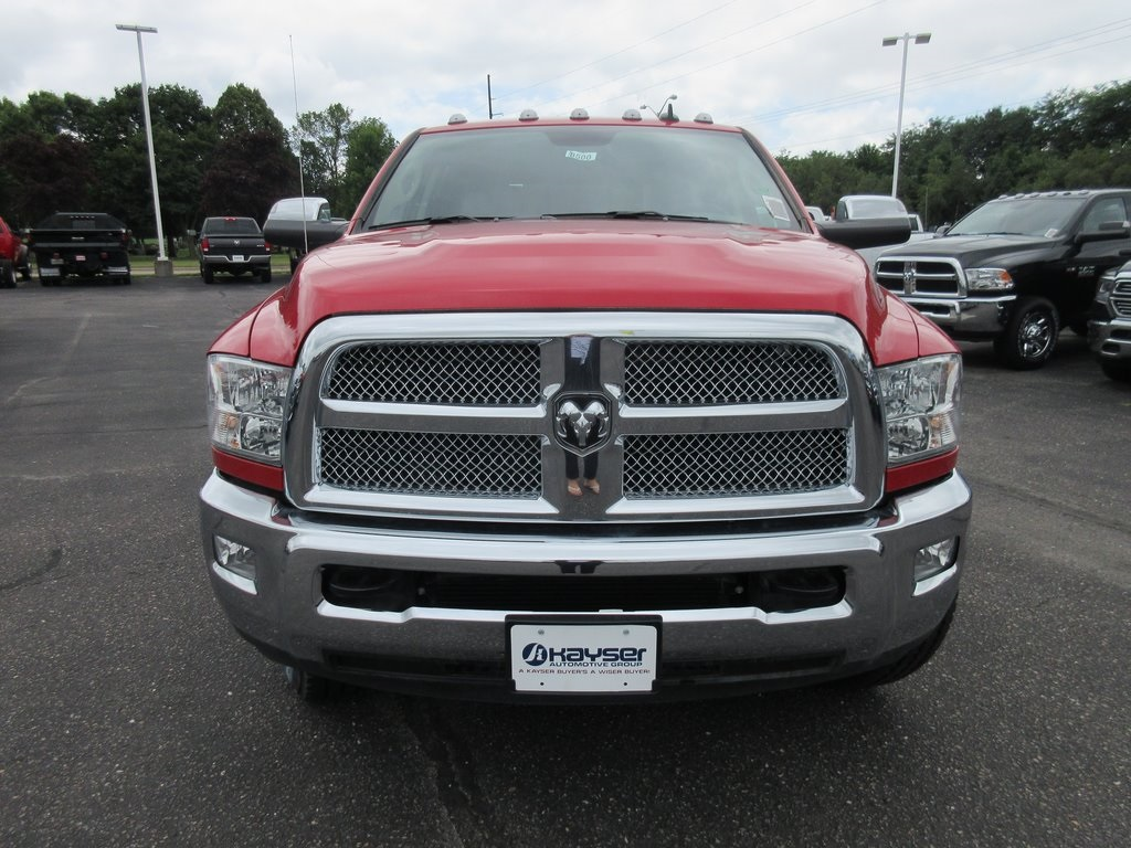 2018 Ram 3500 Mega Cab 4x4,  Pickup #J8500 - photo 4