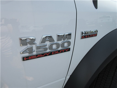 2018 Ram 4500 Regular Cab DRW 4x2,  Cab Chassis #J8507 - photo 24