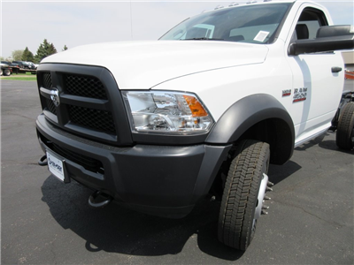 2018 Ram 4500 Regular Cab DRW, Cab Chassis #J8507 - photo 26