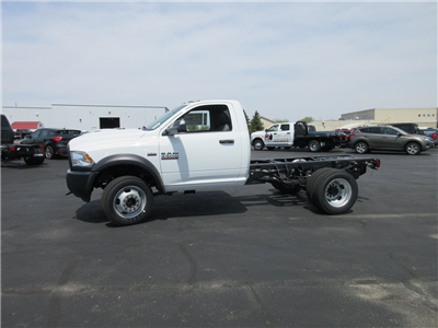 2018 Ram 4500 Regular Cab DRW 4x2,  Cab Chassis #J8507 - photo 6