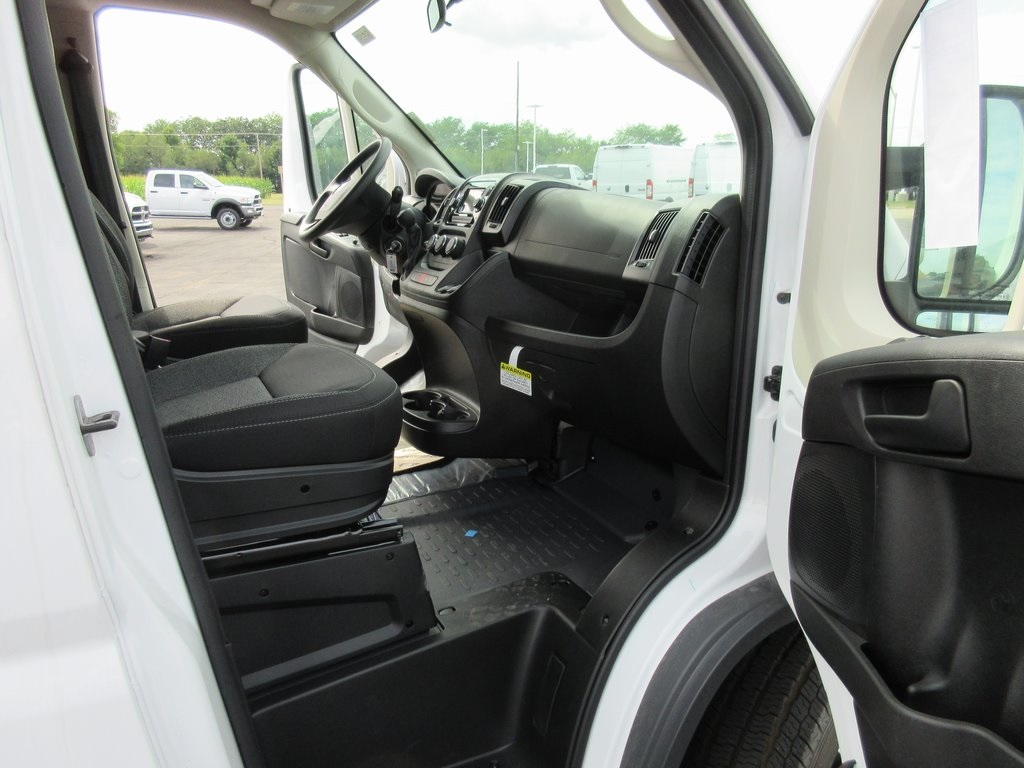 2018 ProMaster 2500 High Roof FWD,  Empty Cargo Van #J8525 - photo 22