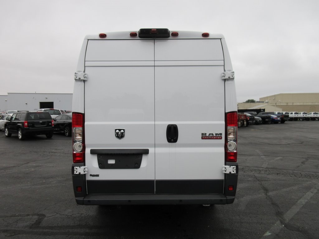 2018 ProMaster 3500 High Roof FWD,  Upfitted Cargo Van #J8534 - photo 6