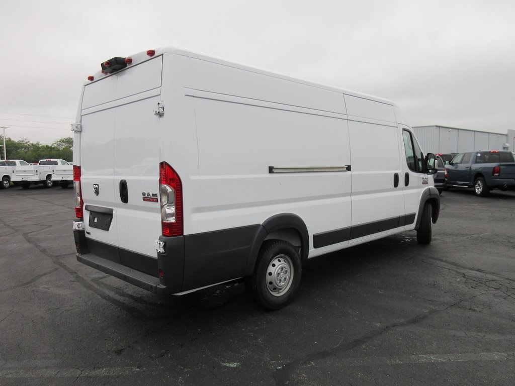 2018 ProMaster 3500 High Roof FWD,  Upfitted Cargo Van #J8534 - photo 7